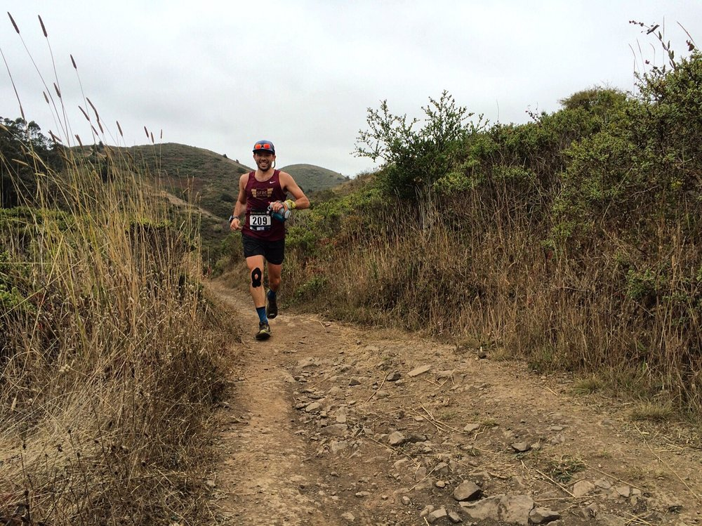 MATT S. GOAL: 50K TRAIL PR The coaching and check-ins are tailored to my specific objectives, and I know I have a true partner in helping me achieve my trail running goals.