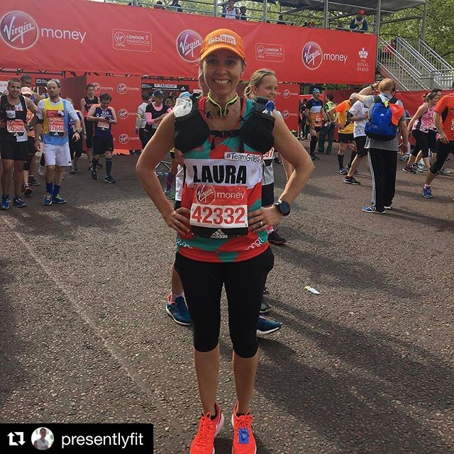 Congrats on a London Marathon finish to #ekidenathlete @presentlyfit ! 🙌🏻🏅 . . . #Repost @presentlyfit with @repostapp ・・・ Made it to the finish with everything I had. Turns out running a #marathon with a chest infection just doesn't work well. I pulled back at mile 14, just hoping I could catch a breath but the lungs just weren't functioning well for me. So at 16, I decided to walk it in. Honestly, I've never smiled so much in my life! My face hurts more than my legs! 😁😁😁It was perfect weather, unbelievable crowd support and I even got a selfie with the royals!!! I thought of all the people who donated to my cause and how @leukaemiacareuk is able to help others because of that generosity. It may have been my slowest time ever, but it was by FAR my most favorite experience at a marathon! Thank you to everyone for your support! I have never felt more proud of myself for finishing a race safely! Thank you @ekidencoaching for Coach Meghan! If my lungs were working, I have no doubt my legs were ready to do great things with her preparation!  #bibchat #bibravepro #TPO #Runhers #charityrunner #TeamLC #teamgiles #londonmarathon #ukrunchat #instarunners #ekidencoaching #bringonthebeer
