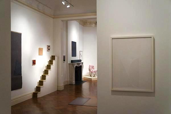Gedi Sibony, Joe Goode, Alighiero e Boetti, Matthew Barney, Marchel Duchamp and Enrico Donati