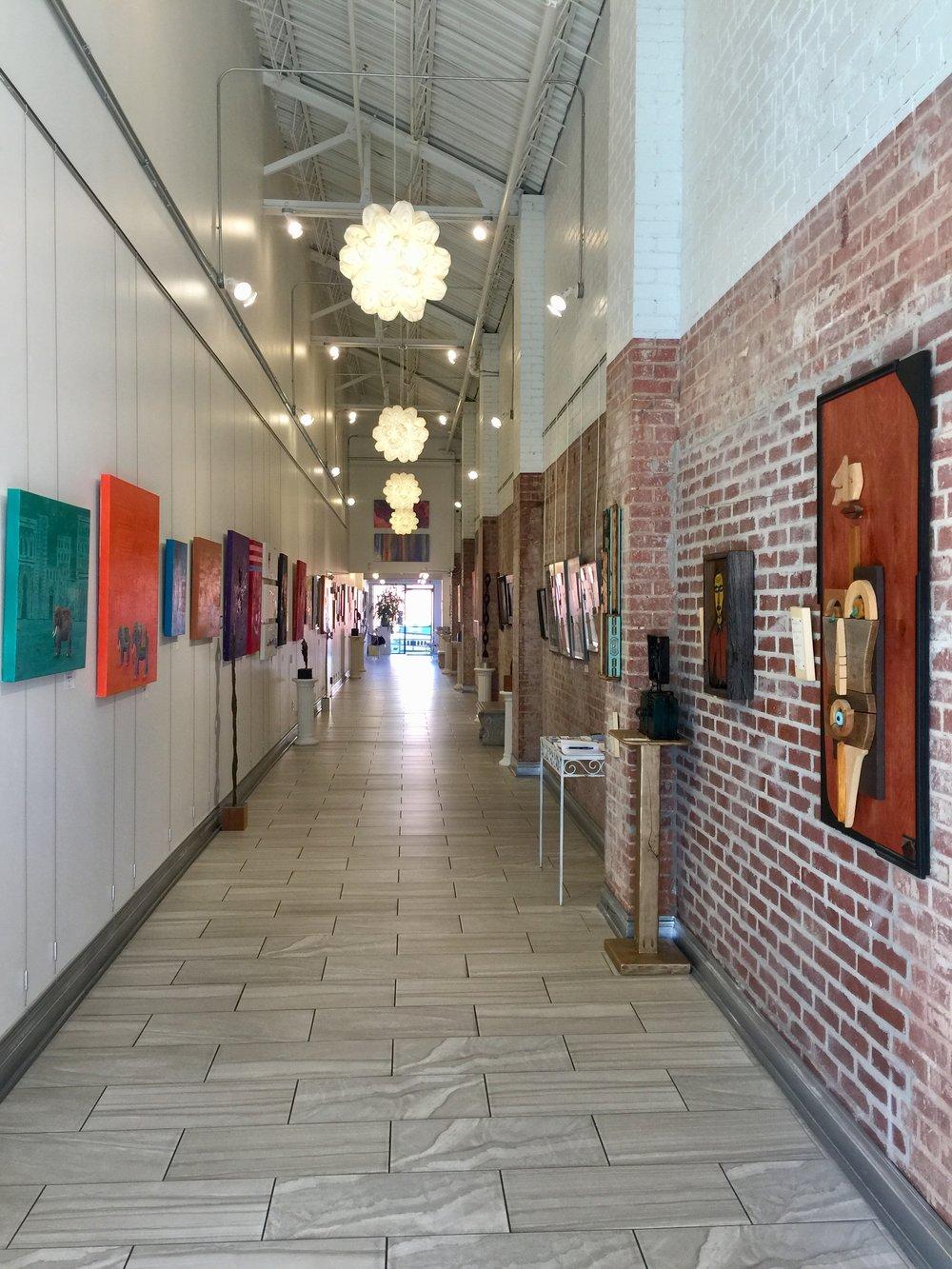 Hodge Podge, The Art Hall, Oklahoma City, Oct-Dec 2017