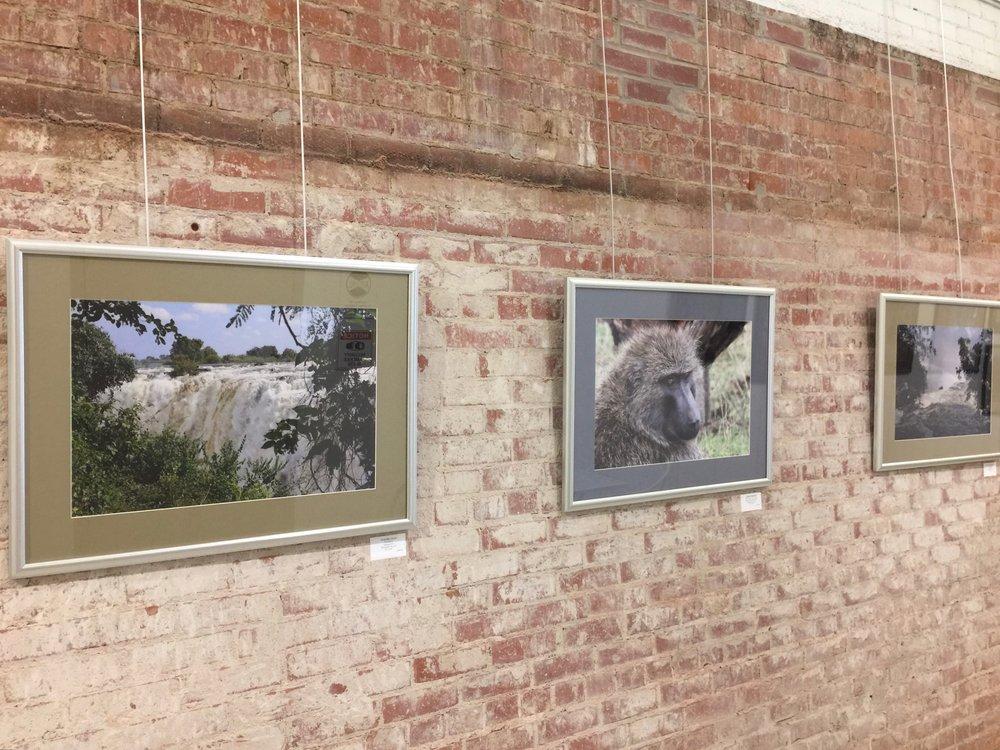 Nevard Photos on East Wall