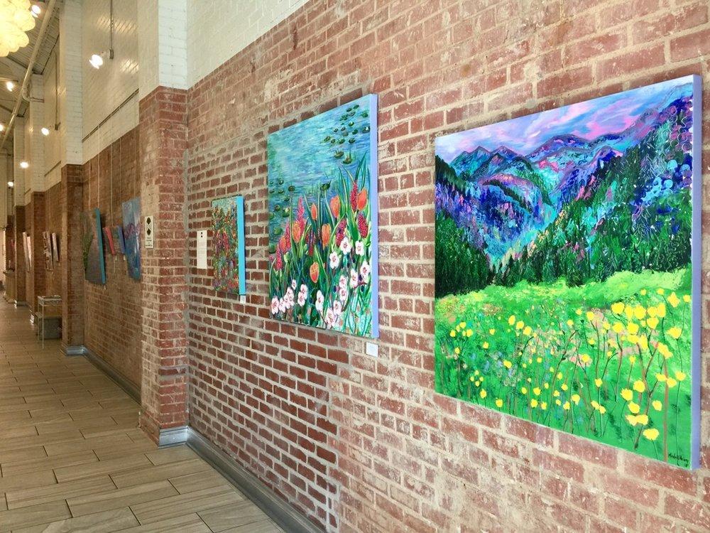 Fall 2018 Group Exhibition, The Art Hall, Oklahoma City, Sept-Nov 2018