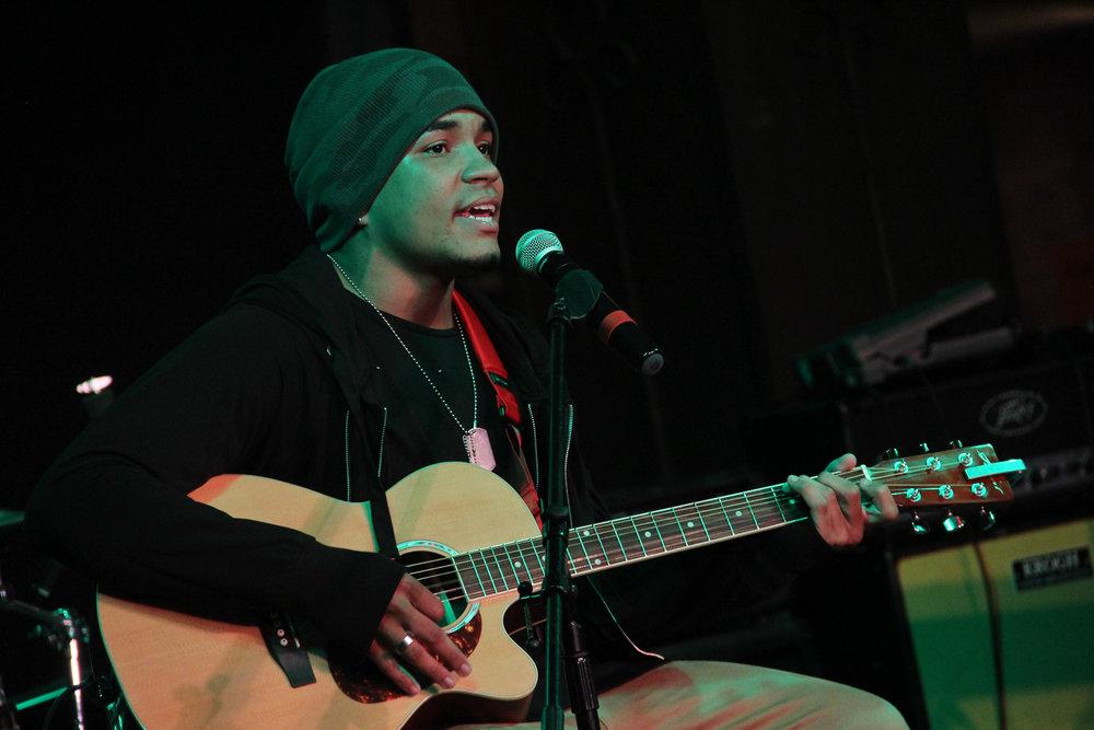 Jose Freedom - Trinidad  Winner of the TMM Showcase