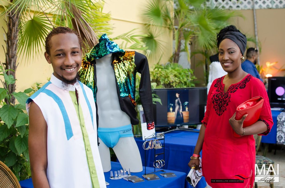 Designer Sejoux showcases his brand at ThriveINTNT 2017