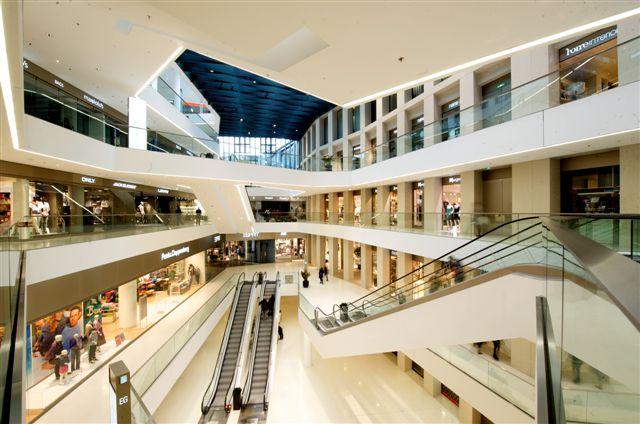 Retail polished concrete