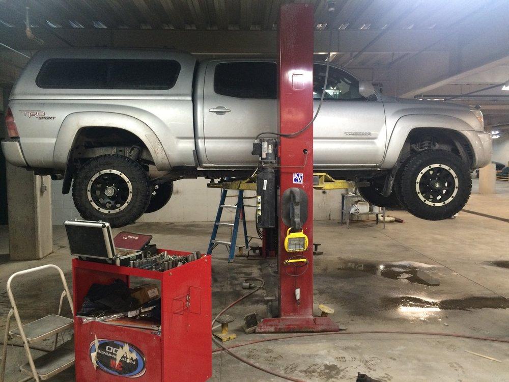 Full Automotive upgrade / retrofit / custom workshop