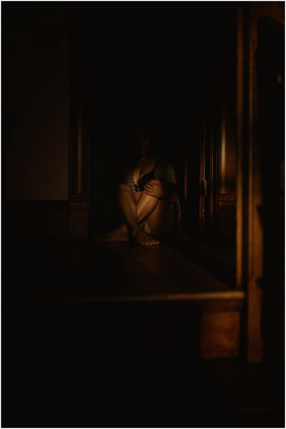 Milwaukee Boudoir Photographer | The Body as a Vessel.