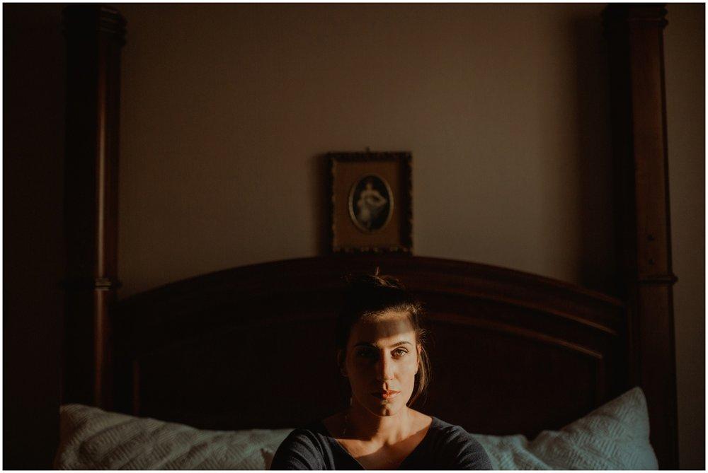 Milwaukee Boudoir Photographer | Faces.