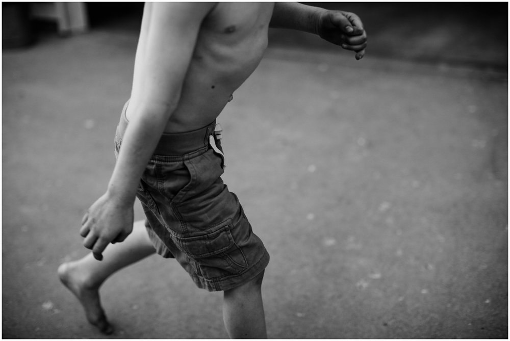 Milwaukee Lifestyle Photographer | Documentary photography of young boy's childhood.