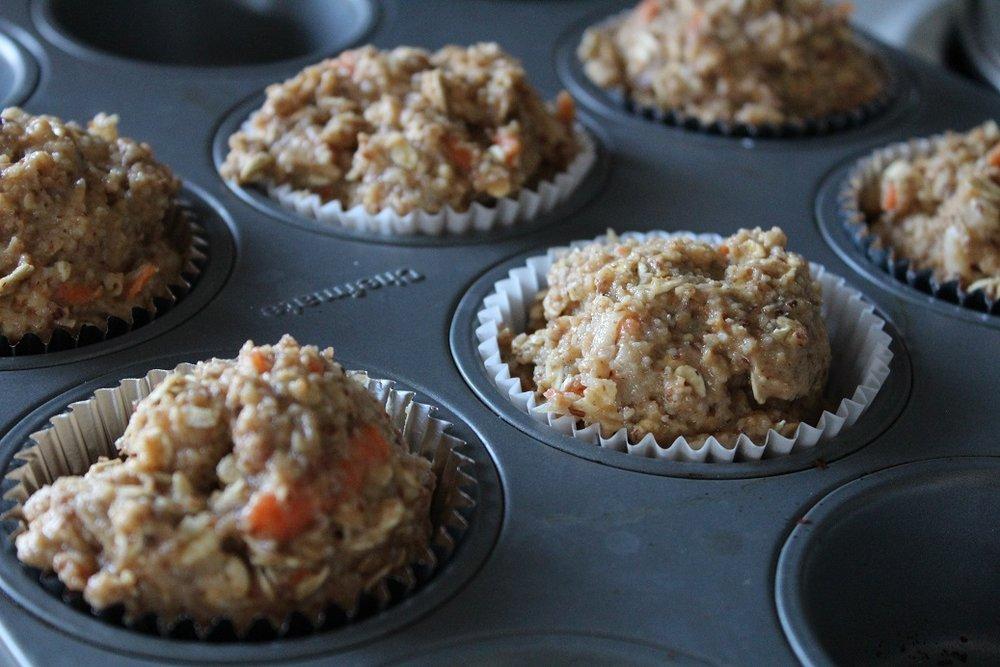 Flourless Carrot Cake Muffins (batter).jpg