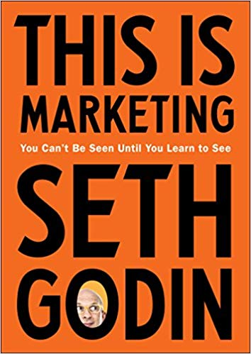 Every sentence in this book is pure gold. We are all marketers, as marketers seek to positively impact other people. If you want to serve and make a difference in peoples' lives, you'll adore this book.