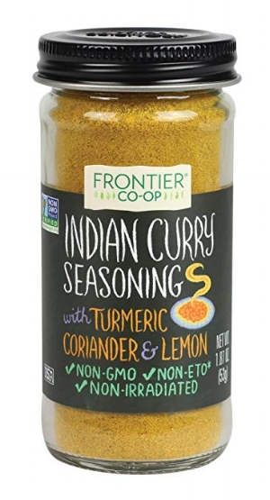 My favorite curry powder! The lemon brightens this curry powder, and is incredibly flavorful in any of my curry dishes. You must try it :)