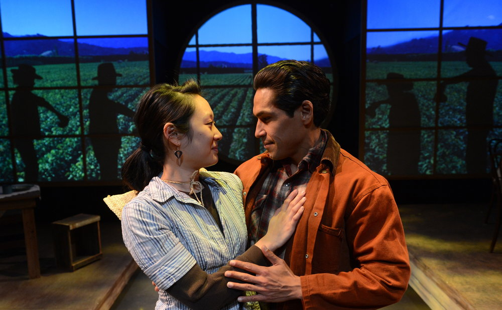 Valley of the Heart  by Luis Valdez - received the SFBTCCSan Francisco Bay Area Theatre Critics Circle award for 'Best Production 2016 - Entire Bay Area'.