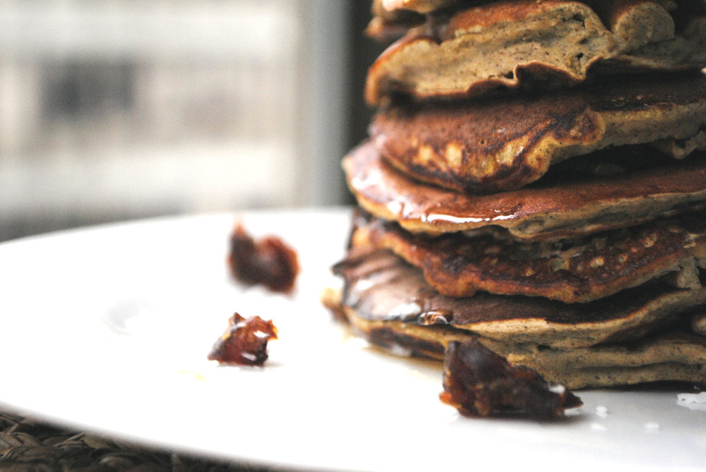 Datenight Protein Pancakes