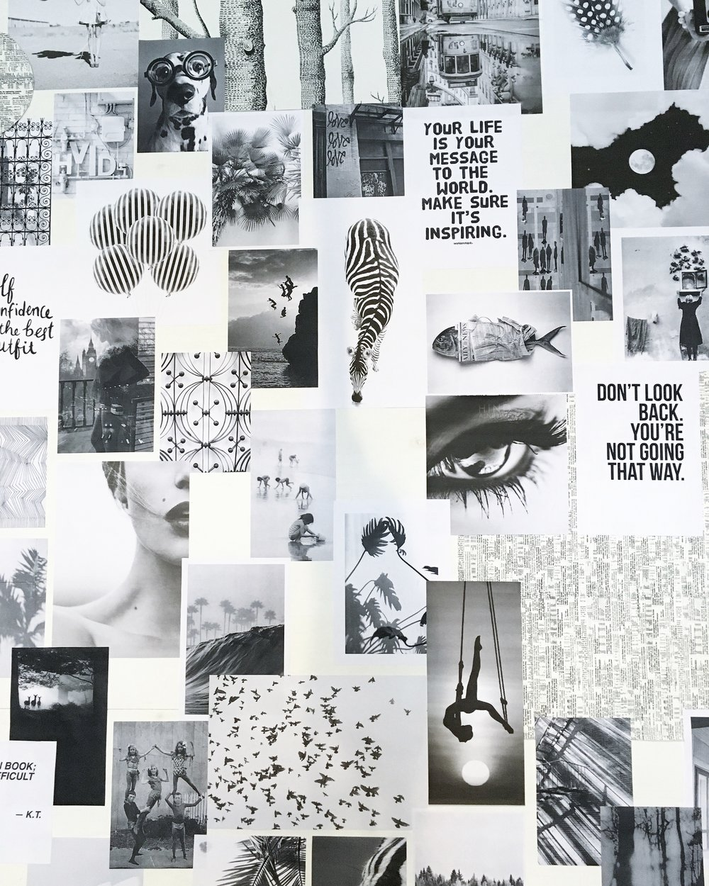 -love this moodboard, seen at Loods 5 in The Netherlands
