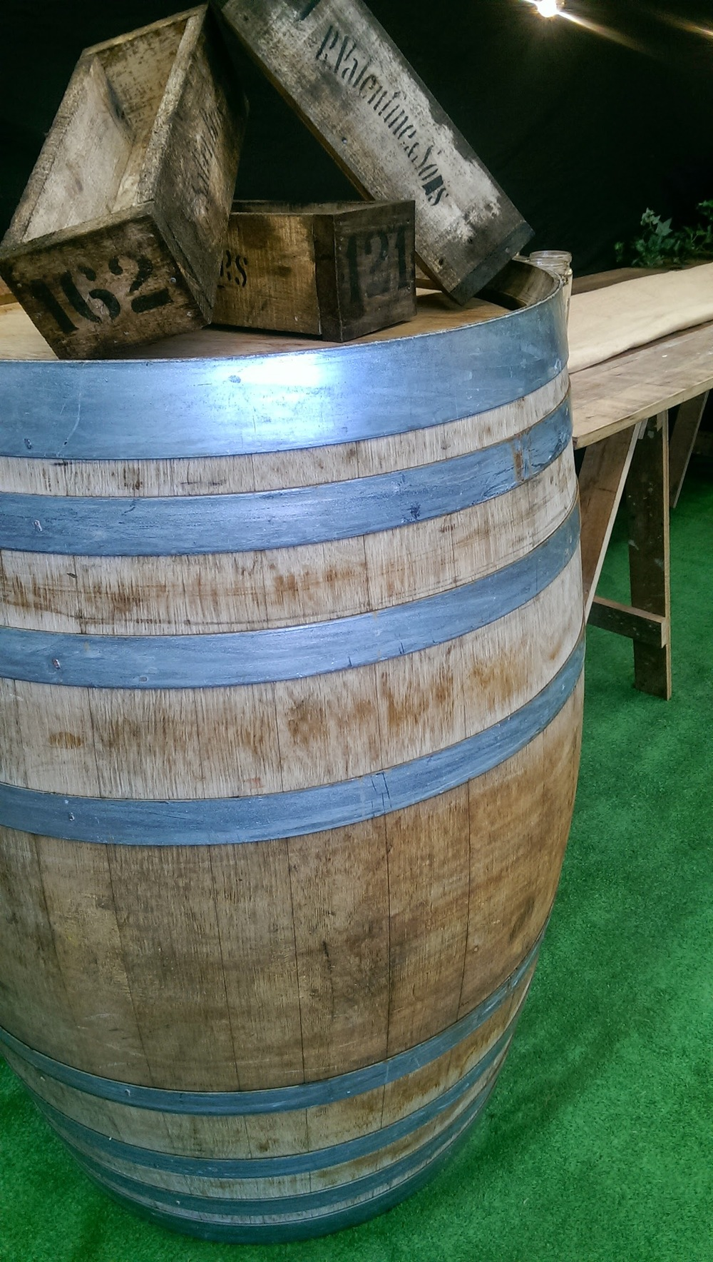 Wine Barrel $44
