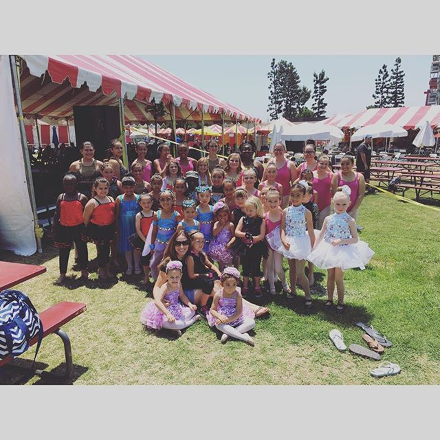 Everyone did an amazing job yesterday. We are so proud! #strongdancestudios #squadgoals #greatjob #dancefamily #dancefriends #love #stirenaeusfiesta #congrats