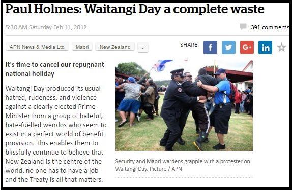 New Zealand Herald, 2012