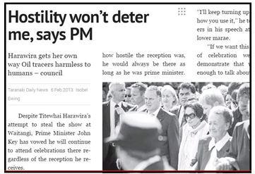 New Zealand Herald, 2013