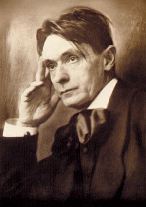 Rudolf Steiner {1861 -1925)