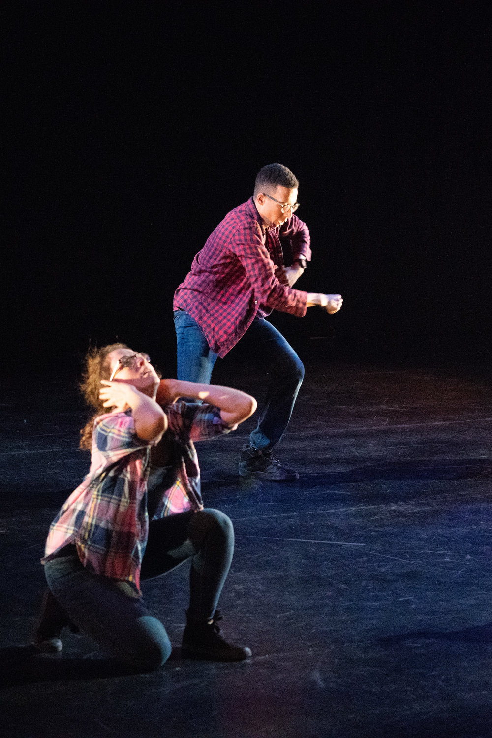 Julia Judge and Matt Pires of Dangerous Brood in If You Want Love by NF. Choreo by Sharon Montella for Dance Complex Teaching Artist Concert December 1-2 2018..jpg