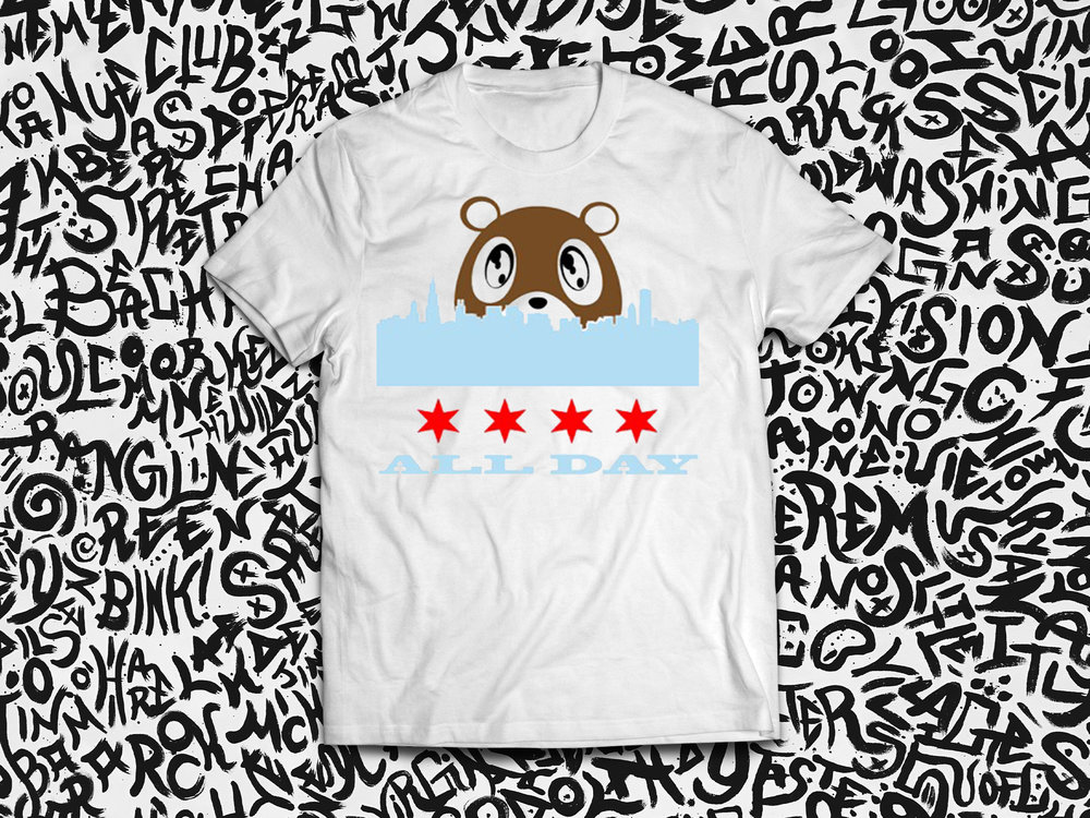 ALL - DAY CHICAGO COLORWAY