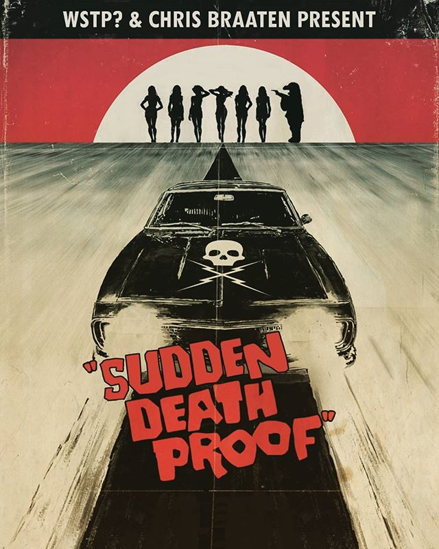 Is #deathproof the worst #tarantino movie ever? Should #kurtrussell be banned from eating nachos? Can #jcvd actually play #icehockey?  Find out in this week's episode of #whospikedthepuns