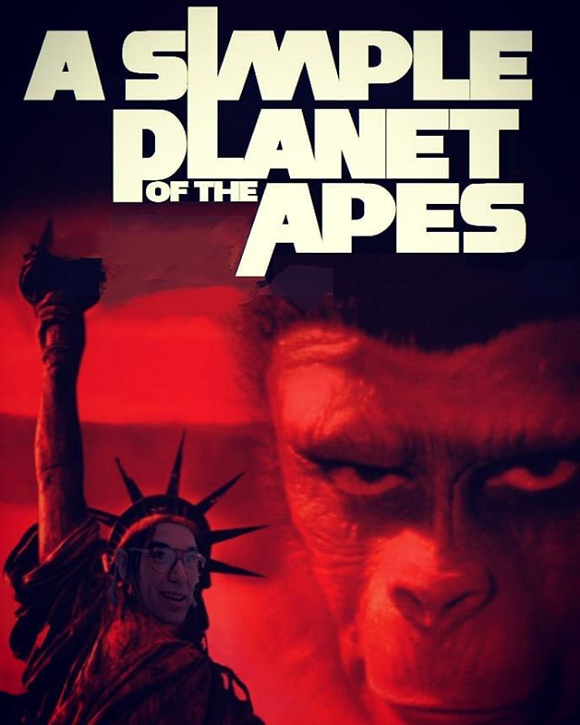 Episode 71: A Simple Planet Of The Apes is out now on. Head over to www.whospikedthepuns.com to download today