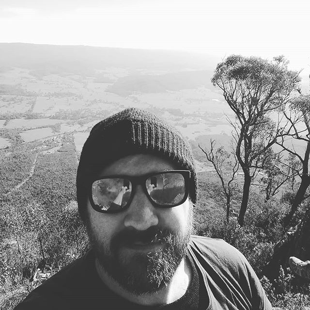 131 floors up (according to my smart watch). Getting some fresh air in the country. #hikeitlikeyoustoleit #hike #bush #FitFuzzy #FuzzyGoesBush #IsItHomeTimeYet?