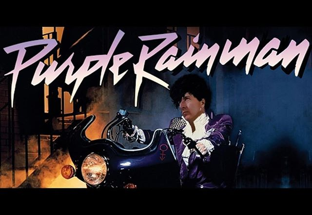 Episode 73: Purple Rain Man - with Cory from @moregooderthan #crossover #PodFix #podernfamily #TomCruise #Prince #TheArtistFormerlyKnownAsPrince