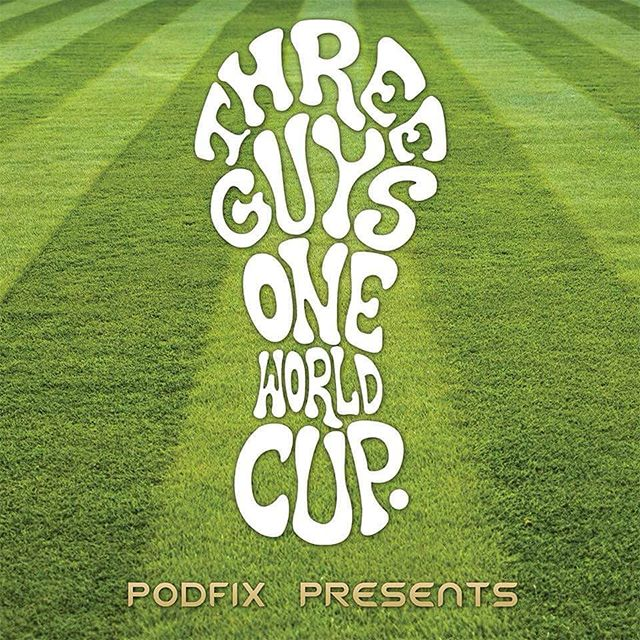 Do you like #football / #soccer ? Do you need more #worldcup in you life right now?  Check out the new #PodFixPresents on your #podcatcher to hear the latest special series from the stars of @moregooderthan, #weirdwithyou and @whospikedthepuns  www.podfixnetwork.com