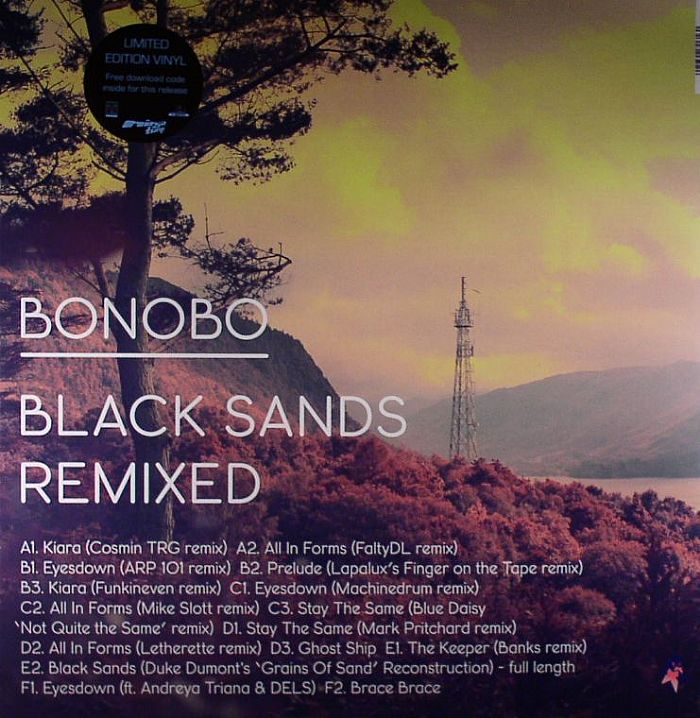 Bonobo - All in Forms (Mike Slott Remix)