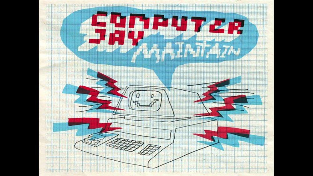 Computer Jay - Maintain (Mike Slott Remix)