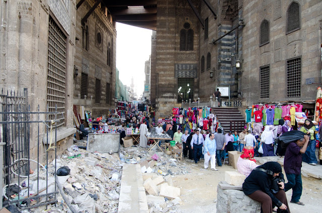 khan al khalili cairo egypt open air market bazaar spice road.jpeg