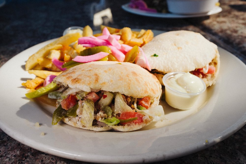 Mokh (Brain) Sandwich
