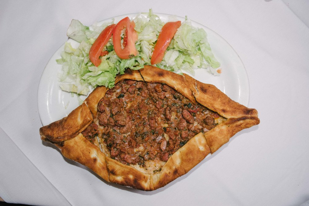 Beef Stew Pide