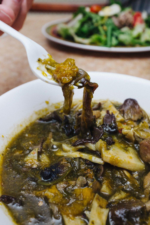 Kangnormai: Bamboo Soup