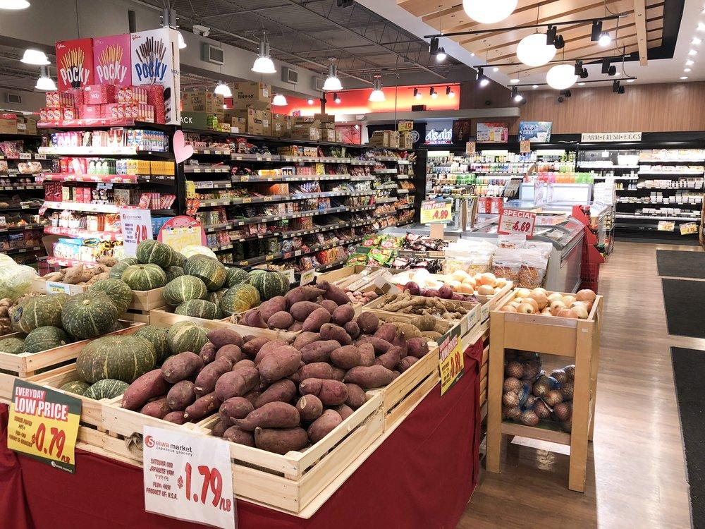 seiwa japanese market