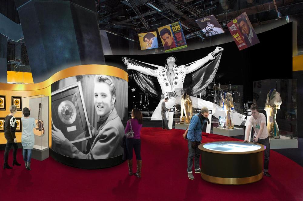 Elvis Entertainer Museum