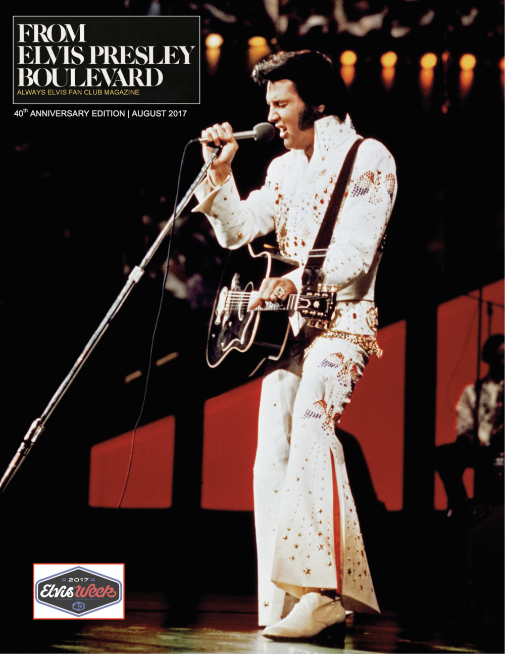 From Elvis Presley Boulevard Online Magazine now available.