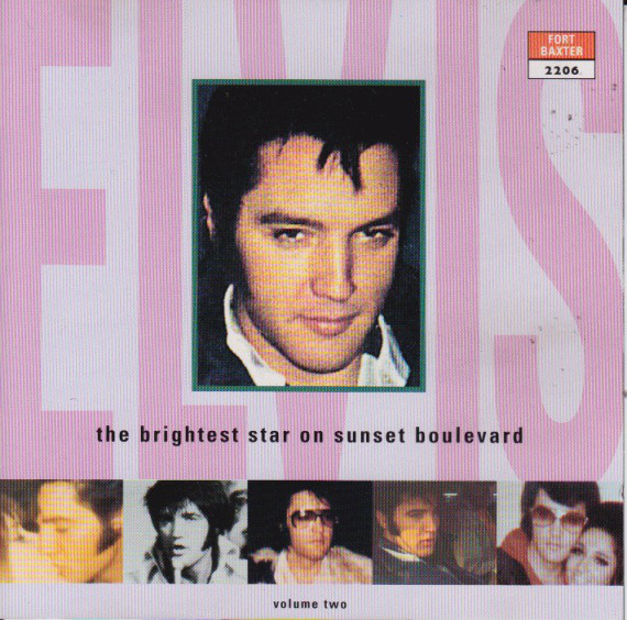 STUDIO E BONUS: ELVIS BRIGHTEST STAR   Audio features of 'Brightest Star On Sunset Boulevard' of Elvis in rehearsals on July 24, 1970 in Hollywood, CA