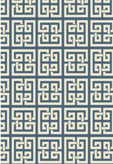 York Wallcoverings WL8700 Williamsburg II Palace Fret Wallpaper