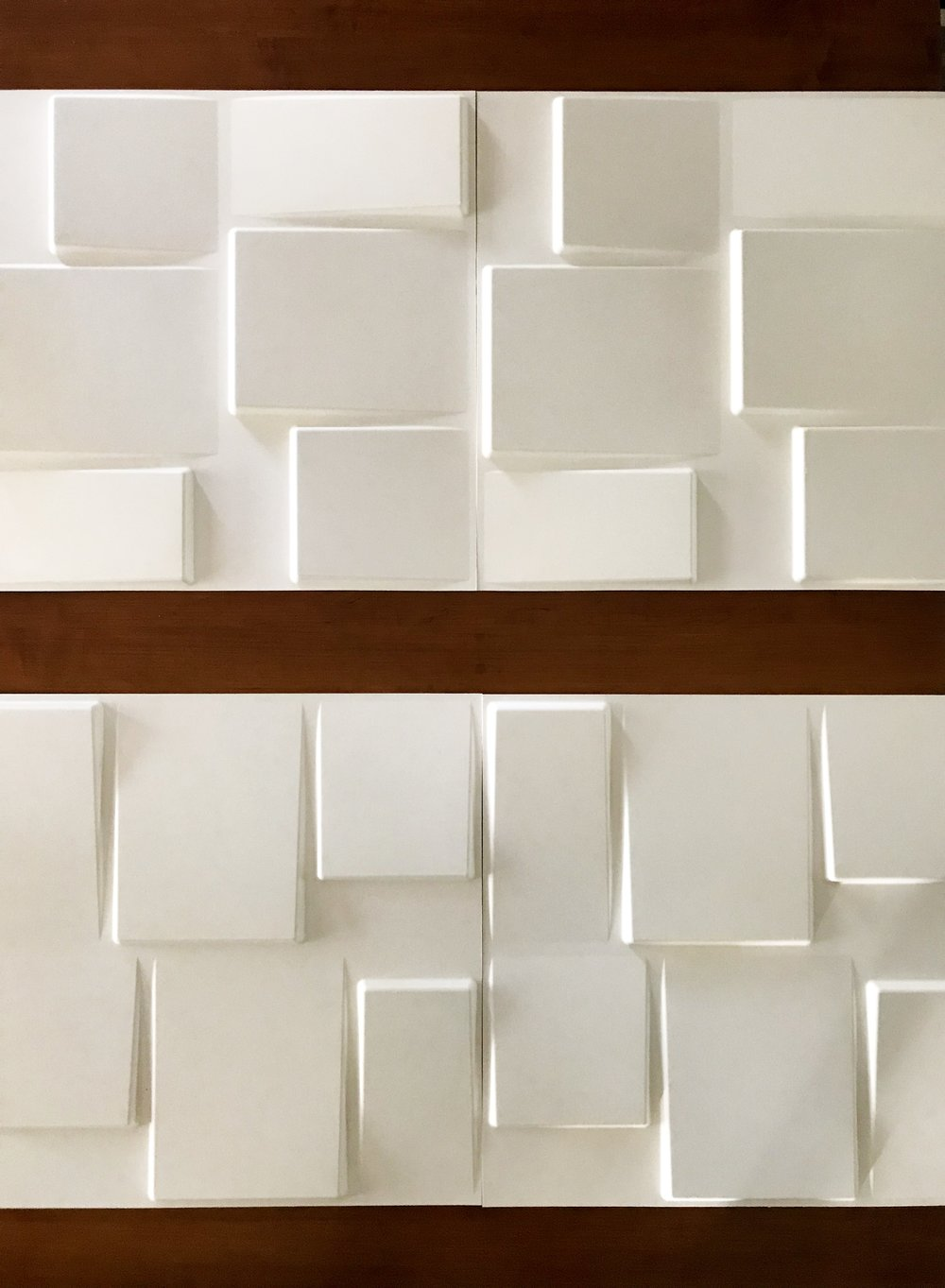 textured tile accent wall one room challenge family room the rath project
