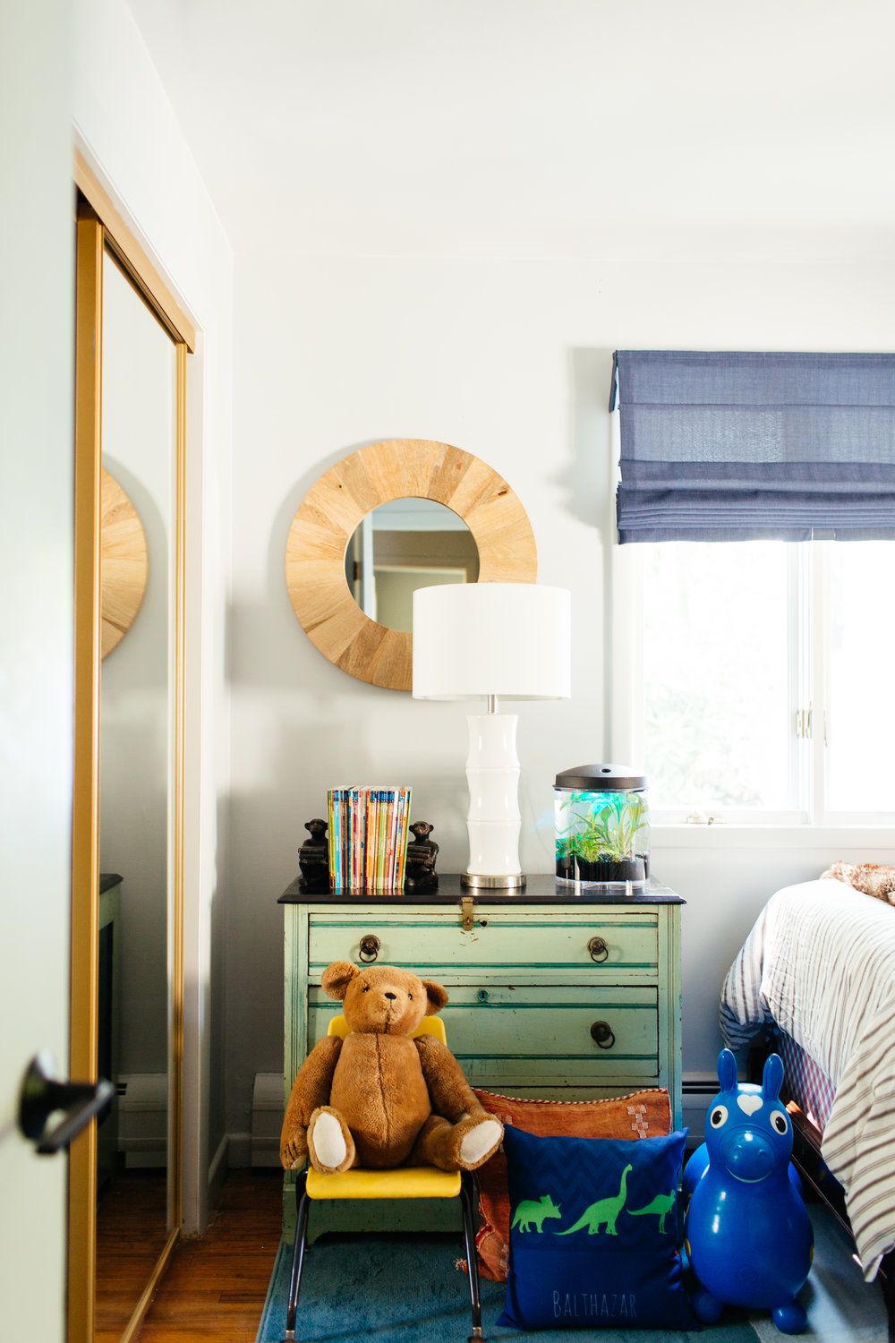 Kids collected eclectic bedroom by the rath project