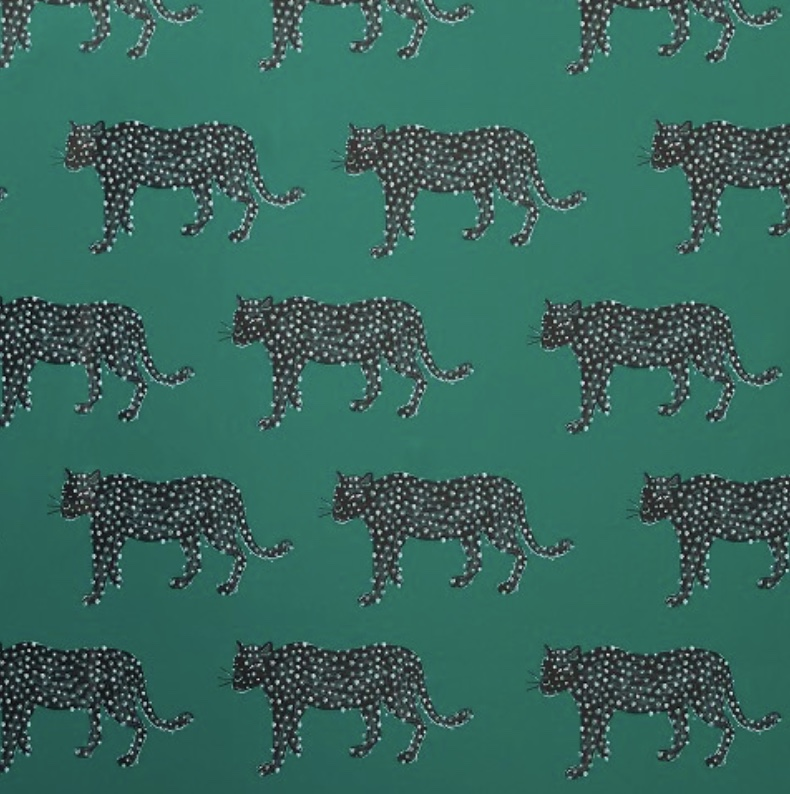 Removable wallpaper from Opal House at Target used by the Rath project
