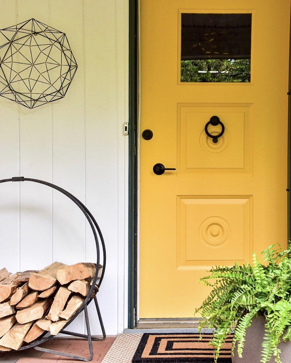 front door before painted yellow.JPG