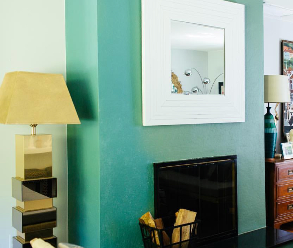 green fireplace before.jpg