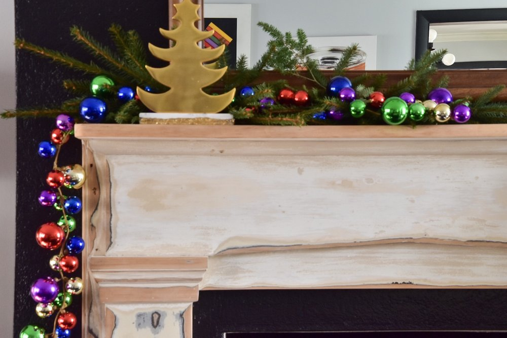 rath project christmas mantel black fireplace 15.JPG