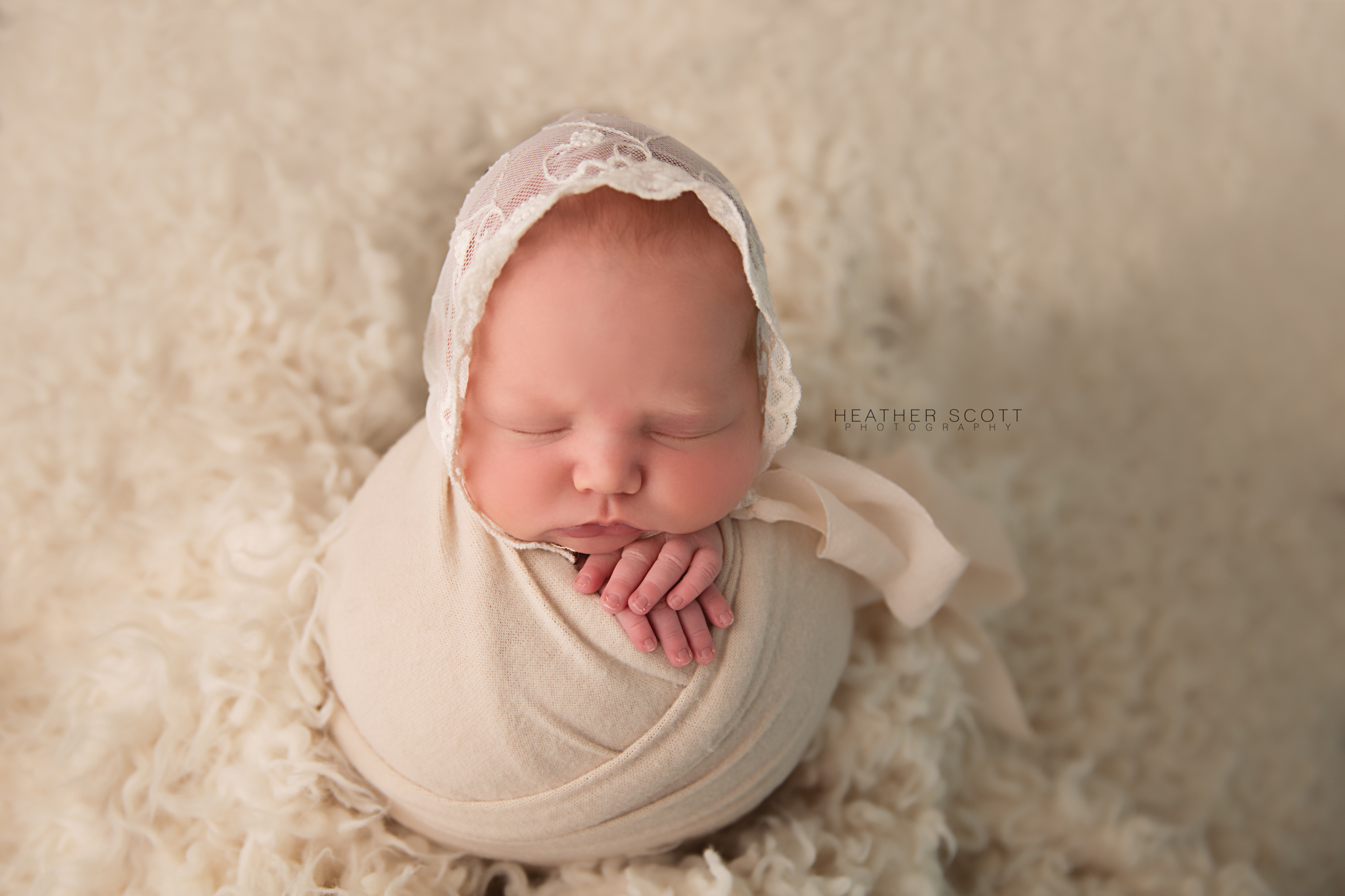 Why you should have professional newborn portraits taken of your baby
