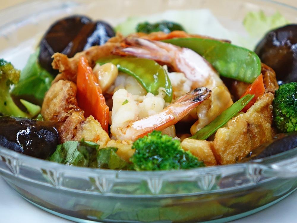 Tasty Seafood Salads